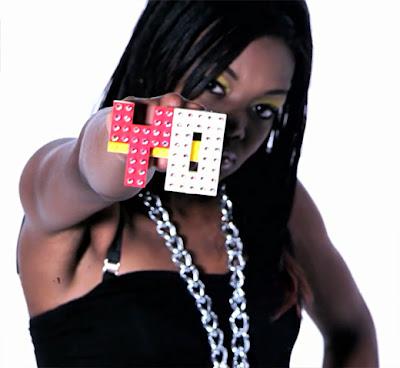 Lady Leshurr - LEGO