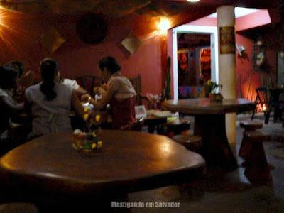 Me Gusta Sabor Mexicano: Ambiente Externo