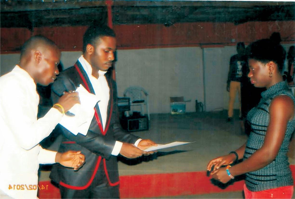 Etinan entertainers' crew honour distinguished entertainers BY JOHN JOHN