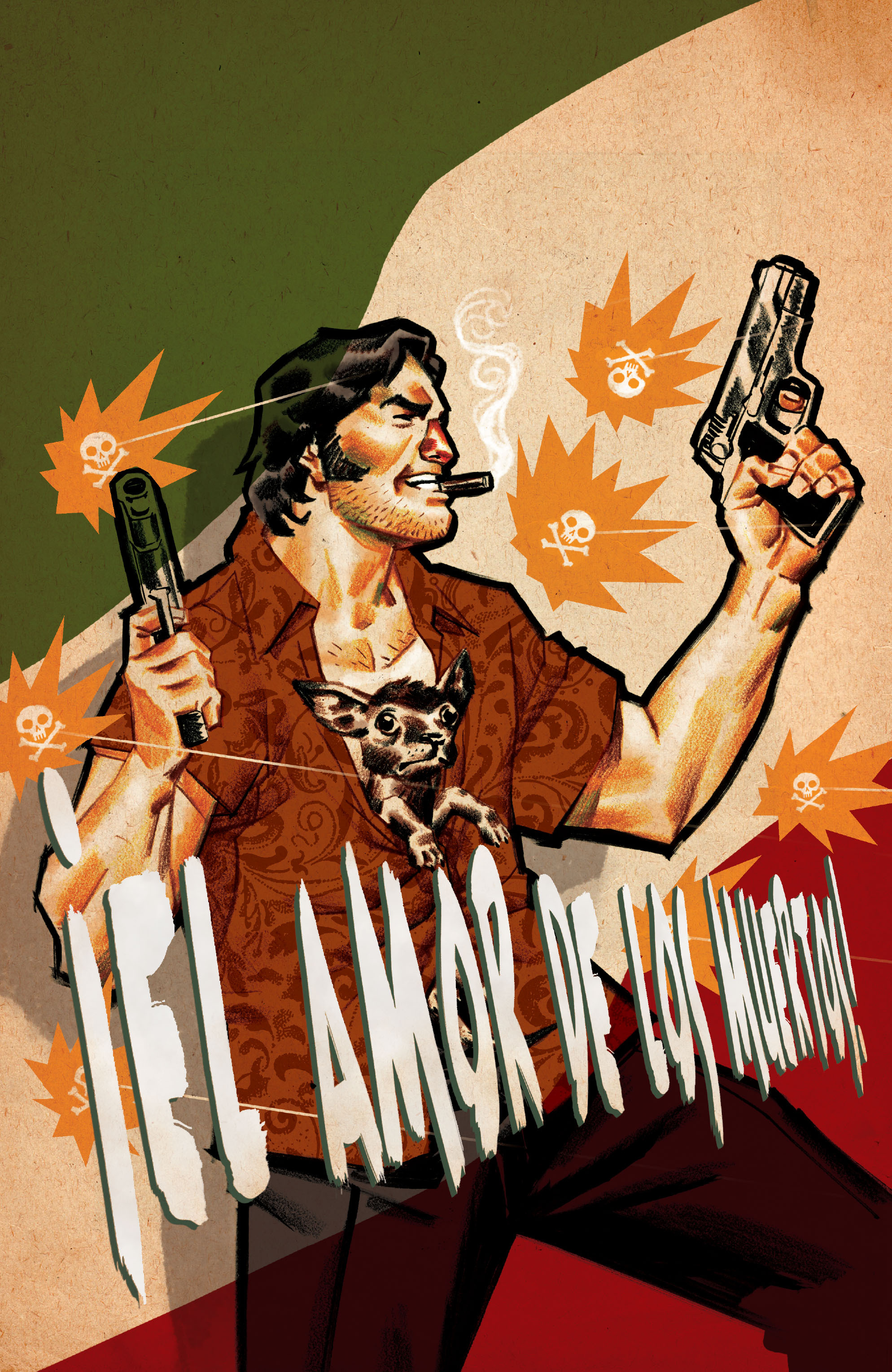 100 Bullets: Brother Lono Full Page 56