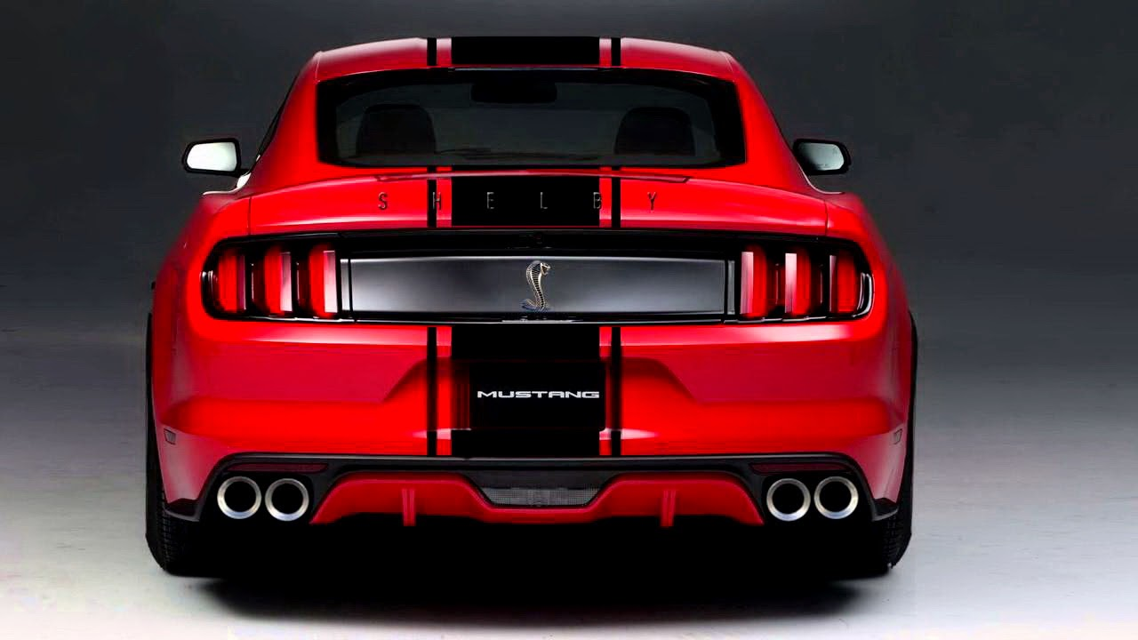 2016 Ford Mustang Shelby Gt500 Performance Design And Style