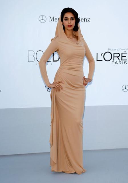 Mallika Sherawat Cannes 2012