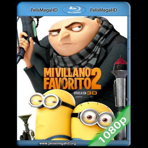 MI VILLANO FAVORITO 2 (2013) 1080P HD MKV INGLÉS SUBTITULADO