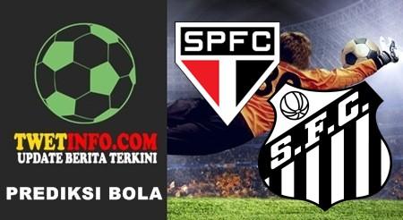 Prediksi Sao Paulo vs Santos