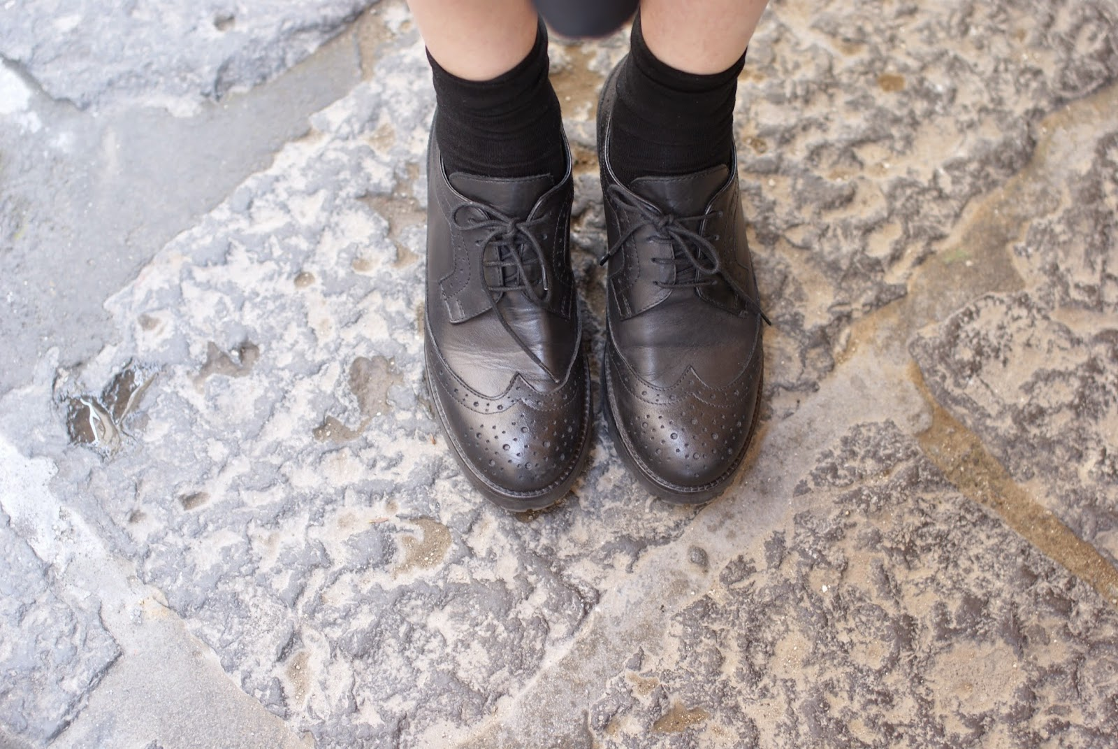 Lea-Gu shoes, scarpe Lea-Gu, Brogues, Fashion and Cookies fashion blog, fashion blogger