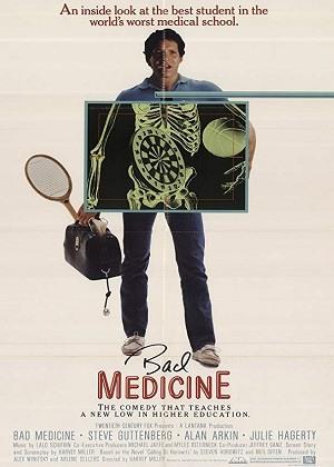 Filme Loucademia de Medicina - Esses Médicos Muito Loucos 1985 Torrent