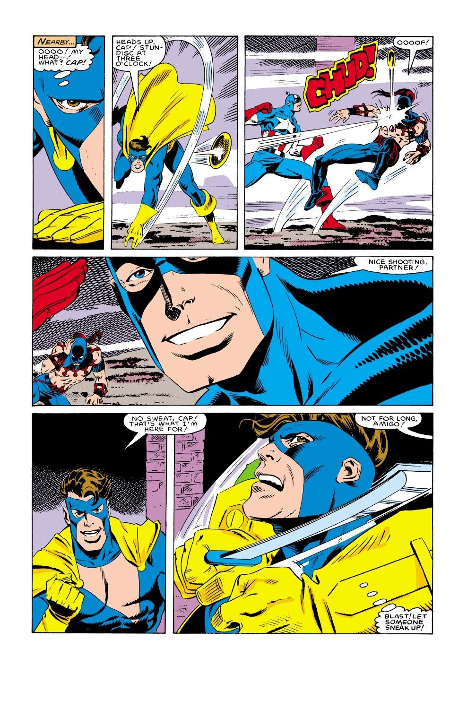 Captain America (1968) Issue #302 #230 - English 20