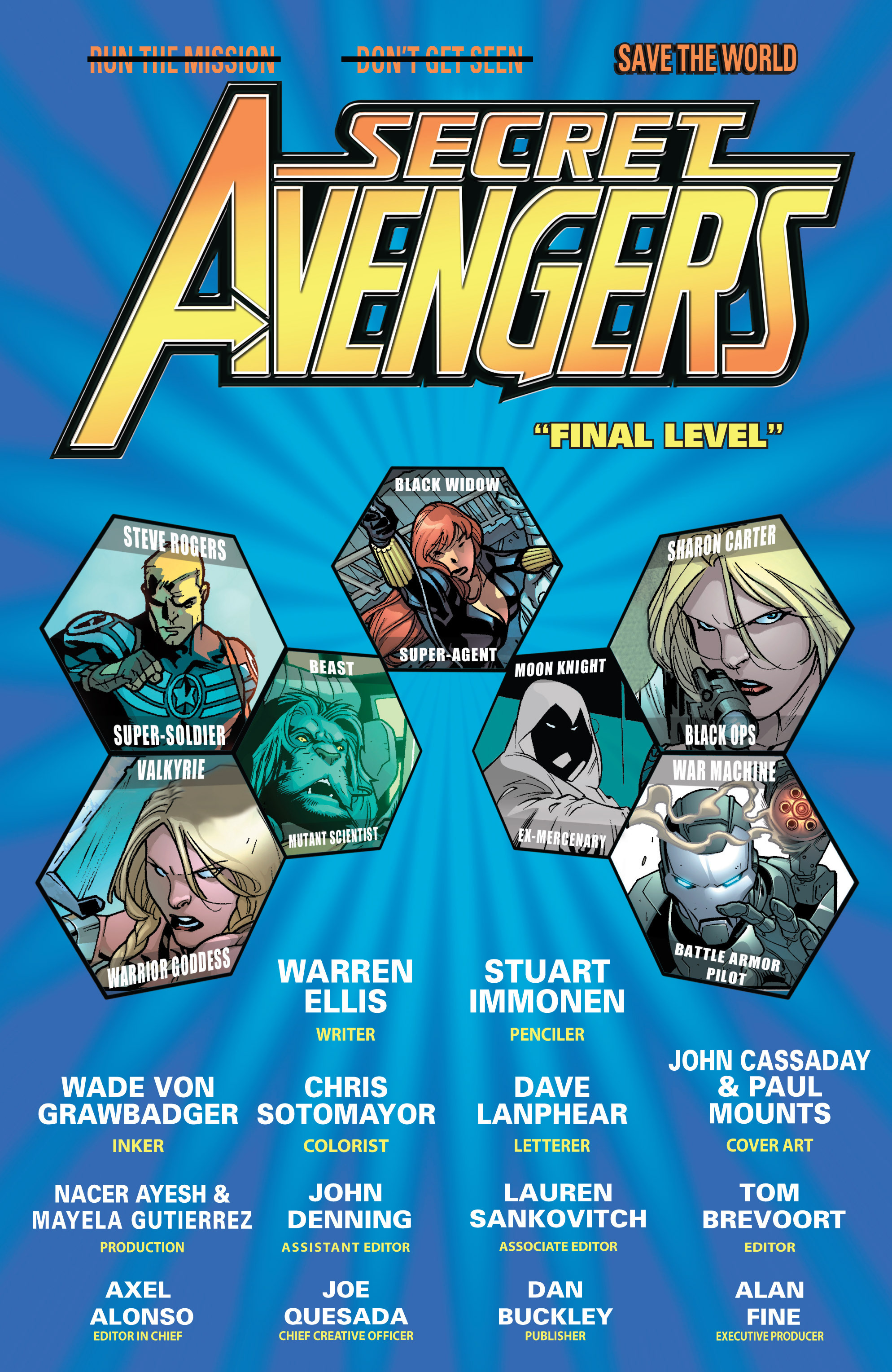 Read online Secret Avengers (2010) comic -  Issue #21 - 2