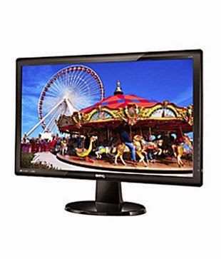 BenQ GL2450HM 24 inch LED Backlit LCD Monitor for Rs.9840 at Snapdeal