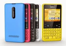 Kekurangan HP Nokia Asha 210