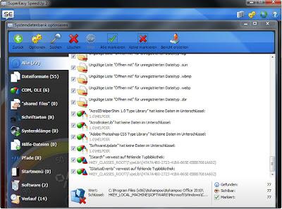 تحميل برنامج Super Easy Speed Up 2 لتسريع الويندوز وإصلاحه