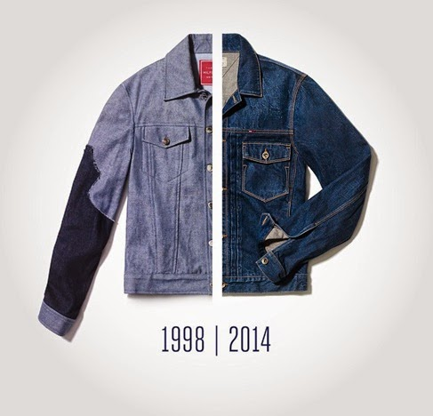 Hilfiger Denim, Tommy hilfiger, ThrowbackDenim, menswear, preppy style, Denim, Spring 2014,