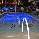 Las Vegas pools - Bare