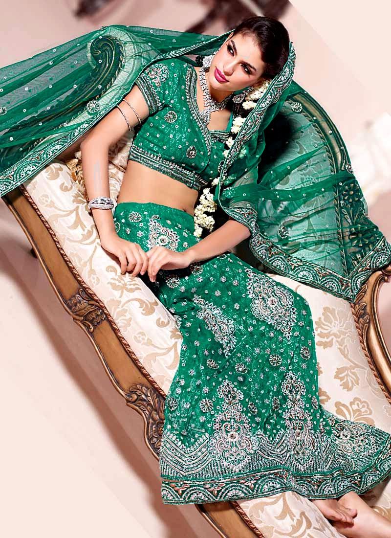 Wedding Wear Bridal Lehenga | Indian Bridal Lehenga Choli ...