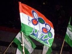 TMC Trinamool congress flag