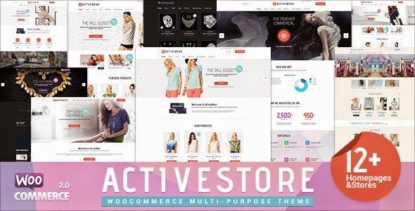 ActiveWear - WooCommerce Responsive WordPress Theme
