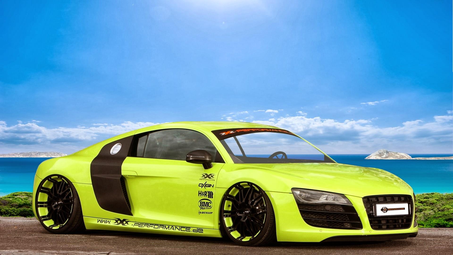 Carro Deportivo Audi R8 V10 Carros Usa