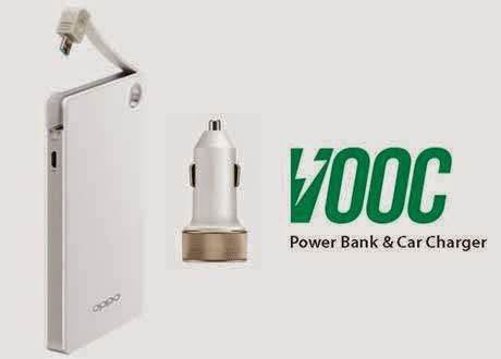 Oppo Perkenalkan Teknologi VOOC Rapid Charge Dan Adapter Mobil