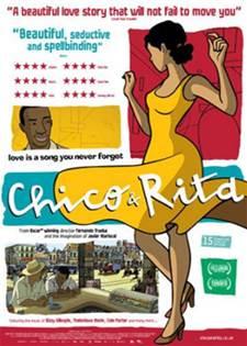 Chico e Rita Dublado Torrent