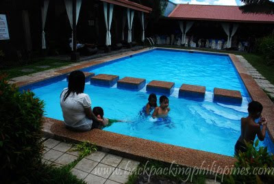 Backpacking philippines and asia public swimming pools Marikina sports center swimming pool