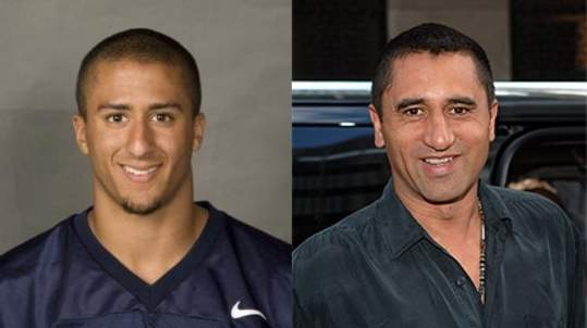colin photo  colin kaepernick looks like