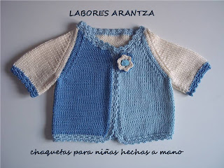 Chaquetas de verano para nias
