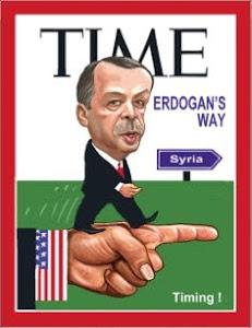 Erdoğan Time'a Kapak Oldu