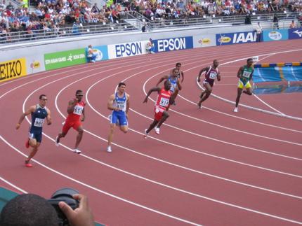 Sikap Saat Lari Sprint