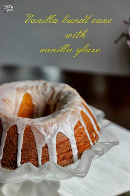 dai,dai facciamo un dolce! - vanilla bundt cake