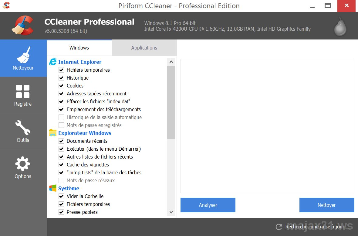 ������  5.11 CCleaner Business Edition  ������ ������ ������