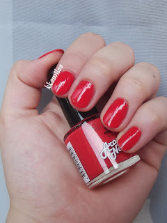 Rival de Loop Young Aroma Nails nr 02 - Erdbeere