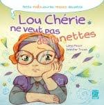 Lou Chérie ne veut pas de lunettes !