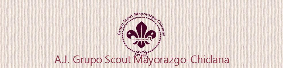 Asociación Juvenil Grupo Scout Mayorazgo-Chiclana.