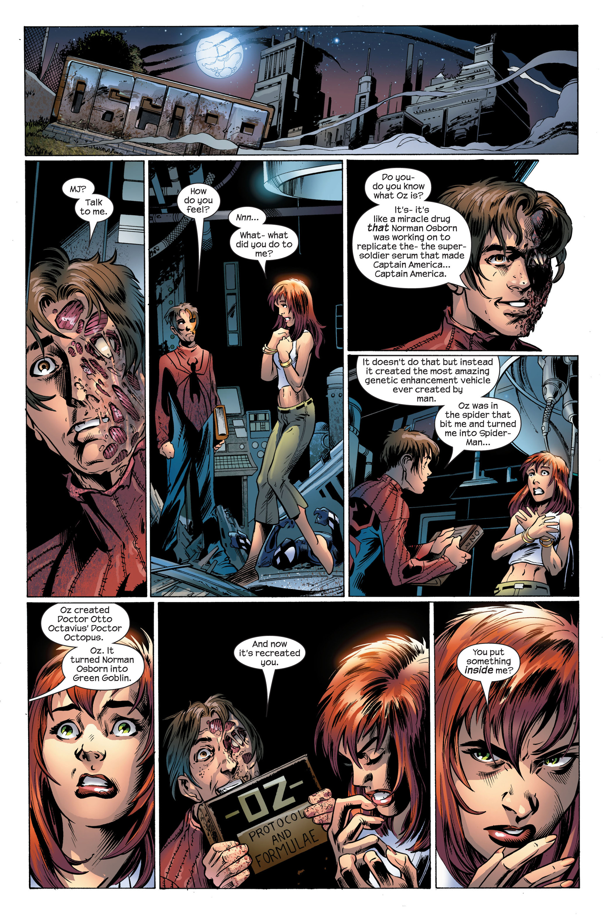 Ultimate Spider-Man (2000) Issue #101 #105 - English 17