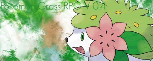pokemon grass free online pokemon RPG game