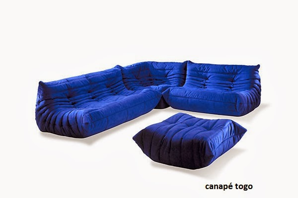 canap togo relax et confortable canap togo. Black Bedroom Furniture Sets. Home Design Ideas