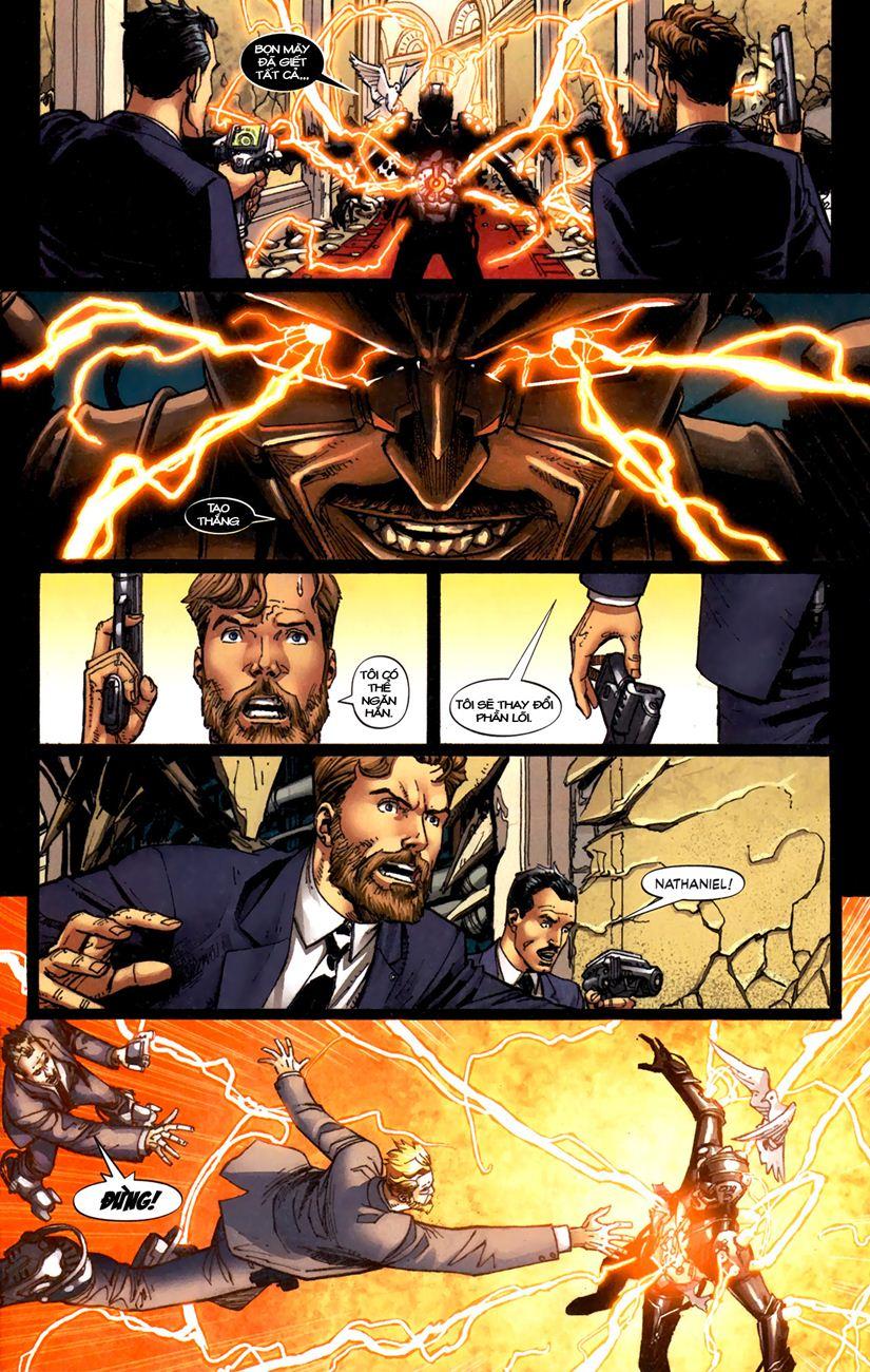 S.H.I.E.L.D chap 2 - Trang 19