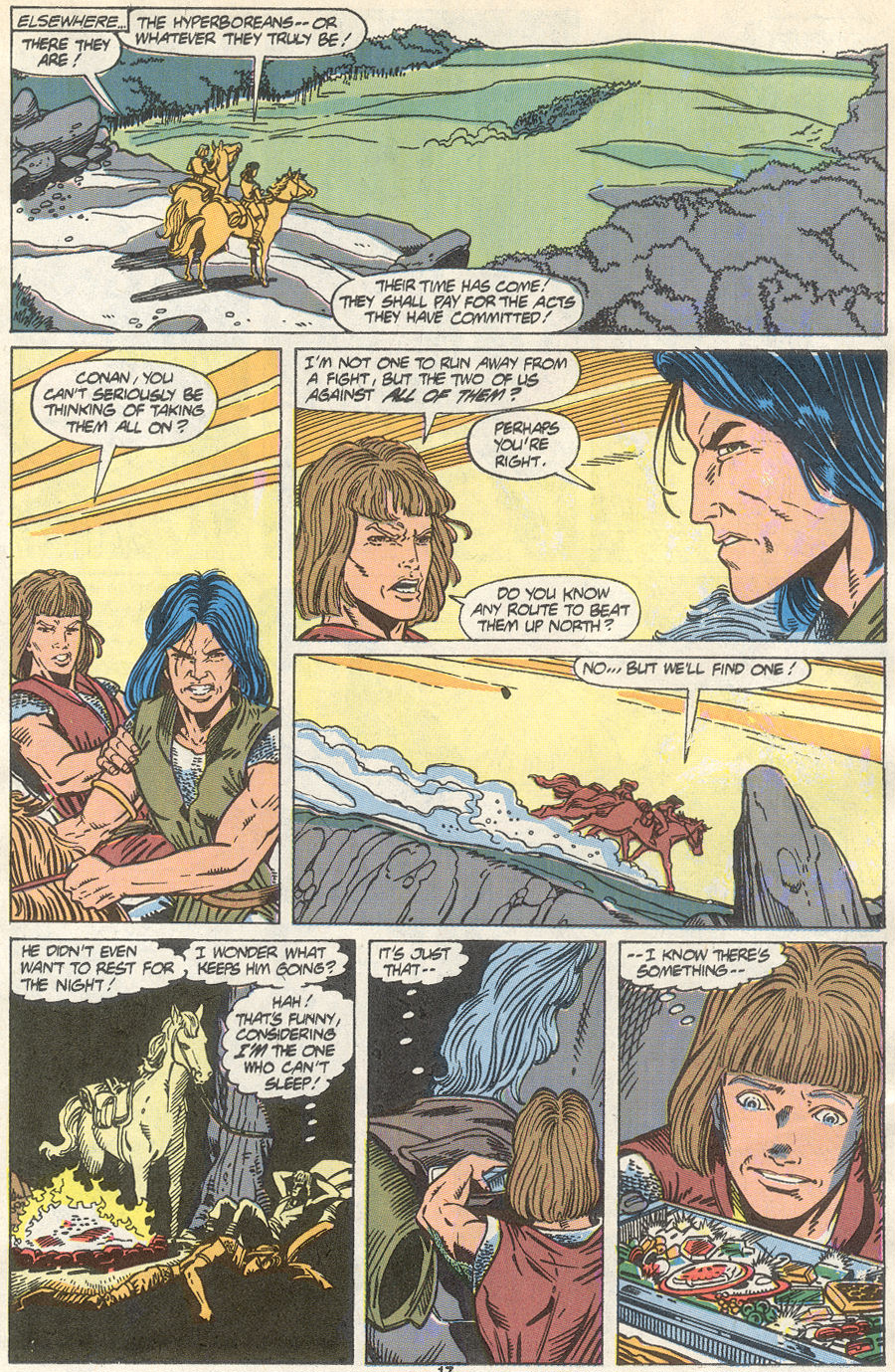 Conan the Barbarian (1970) Issue #234 #246 - English 14