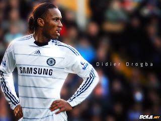 Didier Drogba Chelsea Wallpaper 2011 8