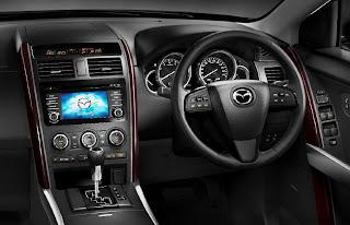 Mazda CX-9 2013 Dashboard