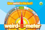 Weird But True Weirdomoeter