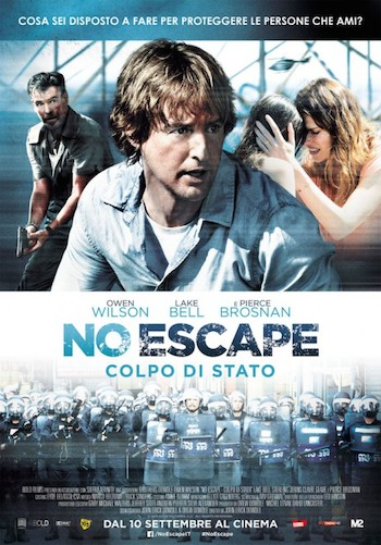 No Escape 2015 Full Movie Download