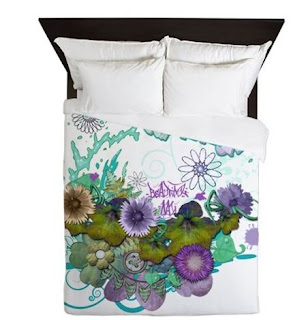 http://www.cafepress.com/+happy_street_art_girl_queen_duvet,1607454080?utm_source=pinterest&utm_tracking=social&utm_content=pdp