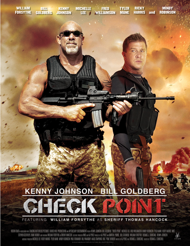 Watch Movies Check Point (2017) Full Free Online