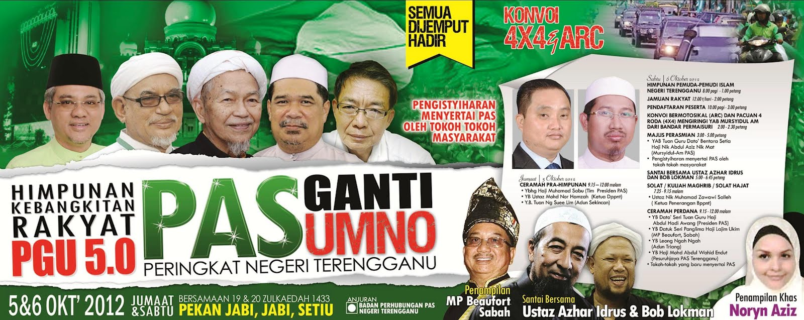 PAS Kawasan Setiu