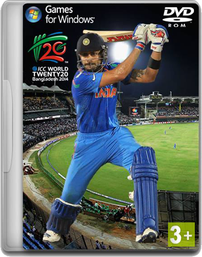 GM Studioz ICC T20 World Cup (WC) 2014 Patch for EA Cricket 07