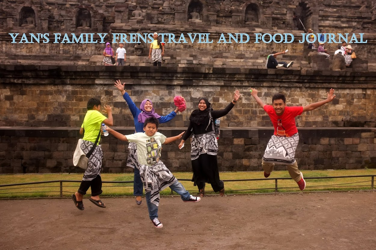 Yan's Family, Frens, Travel, And Food Journal