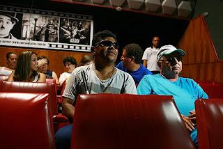 Exibição de filme com audiodescrição em São Carlos