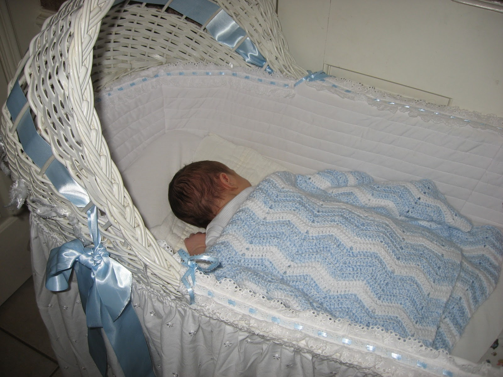 100 years in america b is for bassinet and baby pictures - Its a boy here are some room ideas for a newborn ...
