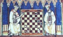 Caballeros Templarios jugando